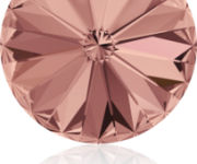 Rivoli - Blush Rose - Puderrosa - Swarovski Elements Kristalle