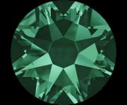 Swarovski Strasssteine Emerald - Hotfix, zum Aufbügeln
