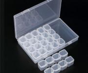 Sortierbox mit 28 Fächer für Nail-Art
