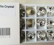 Stelio Kristall/Strassknöpfe - Crystal buttons