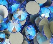 Swarovski Strasssteine Light SapphireShimmer